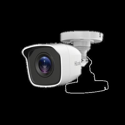THC-B110-P :: HiLook by HIKVISION :: Bullet TURBOHD 720p / Gran Angular 92 grados / Lente 2.8 mm / CLIMAS EXTREMOS / IR EXIR Inteligente 20 mts / Exterior IP66 / dWDR / TVI-AHD-CVI-CVBS